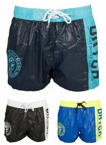 Trunk shorts man pool or sea beachwear DATCH item BU0081 LOGO LATERALE