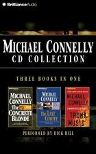 Michael Connelly Collection 2: The Concrete Blonde/The Last Coyote/Trunk Music (