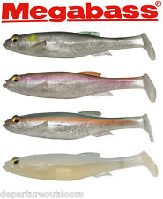 "Megabass Magdraft Soft Body Swimbait 8"" (20 Cm) 3 Oz  Japanese Fishing Lure"