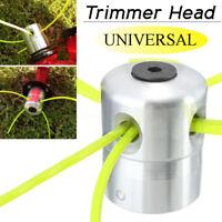 Universal Trimmer Head Grass Cutting Line Strimmer For Brushcutter Lawn Mower
