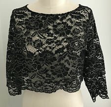 Monsoon lace Bolero/Jacket Size UK 18