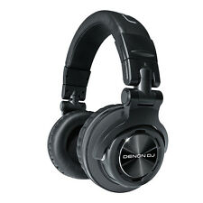 Denon Dj-hp1100 Headphones Black