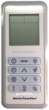 Original KELVINATOR AIR CONDITIONER REMOTE CONTROL RG03A/BGEF-ELBR 2033550A3305