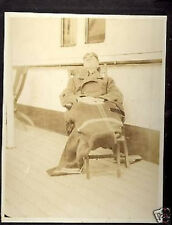 AMERICAN PHOTO RUSSIA RED CROSS CANADA SS STEAMER 1917