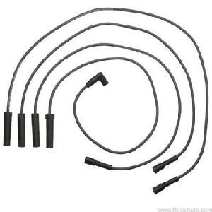 92 CHEVROLET CORSICA BERETTA CAVALIER Spark Plug Wires