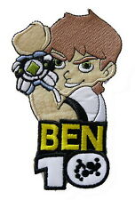 Ben 10 CAPTAIN TSUBASA Embroidery Iron on Cartoon Patch