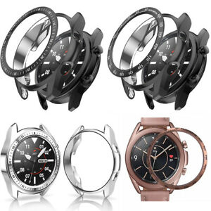 Bezel Ring Adhesive Cover Loop Protector Case for Samsung Galaxy Watch 3 45mm