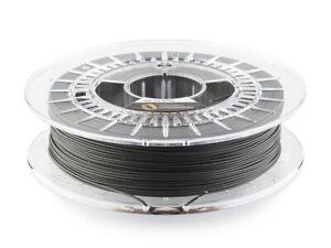 Fillamentum Flexfill TPE 90A Traffic Black - RAL 9017 - 1.75mm - 500g Filament