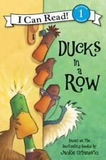 I Can Read Level 1: Ducks in a Row by Jackie Urbanovic (2011, Paperback)