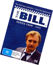 The Bill - Series 4 - DVD (Complete Fourth Season) (7 Discs)
