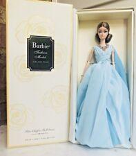 Barbie Blue Chiffon Ball Gown Body Doll - DYX74 Silkstone
