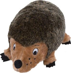 """OUTWARD HOUND - HedgehogZ Plush Dog Toy Jumbo - 14"""" Long"""