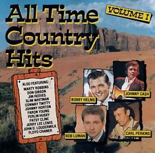 All Time Country Hits Vol. 1/CD