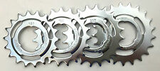 Sturmey Archer plug-sprocket 21 Teeth Silver