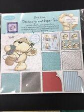 Fizzy Moon Boys Club Decoupage & Paper Pad