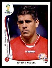 Panini World Cup 2014 - Johnny Acosta Costa Rica No. 285