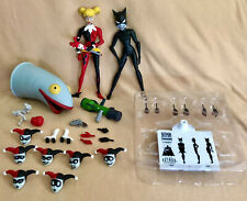 DC Multiverse Universe The Animated Series Batman Beyond HARLEY QUINN CAT WOMAN