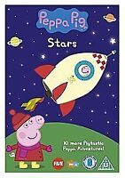 Peppa Pig - Stars (DVD, 2009)