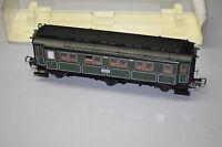 Fleischmann 5107 4-Achser Schlafwagen TEN 1./2.Klasse DB Spur H0 OVP
