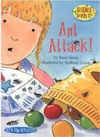 Ant Attack! (Science Solves It), James, Anne,1575651173, Book, Good