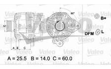 VALEO Alternador 110A Para VW TOURAN CRAFTER SEAT ALTEA CADDY 437469
