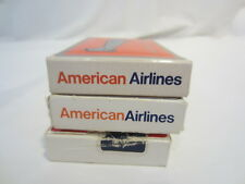 PLAYING CARDS - American Ford Tri Motor United Airlines 3 decks VINTAGE