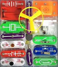 Electronic Discovery Science Kit Educational Toy For Kids Circuit Experiments