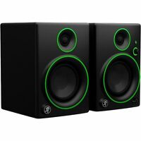 """Mackie CR4BT 4"""" Creative Reference Multimedia Monitors - Pair CR4-BT BlueTooth"""