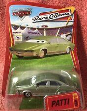Disney Pixar Cars ~ PATTI ~ RaceORama Series #95 1:55 Diecast Mattel