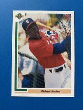 Michael Jordan 1991 Upper Deck Baseball Card #SP1 Chicago White Sox