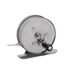 Ice Fishing Reel Fly Reel 1:1 Gear Ratio+0Ball Bearings Right-handed Fly Fishing