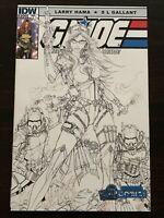 G.I Joe: A Real American Hero #200 Tyndall Variant Sketch cover