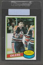 ** 1980-81 OPC Blair MacDonald #32 (NM-MT) High Grade Hockey Set Break ** P2914