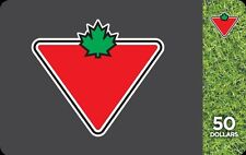 Canadian Tire Gift Card - $50 Mail Delivery