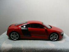 1/18 KYOSHO RED AUDI R8