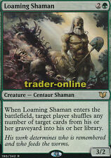 LOAMING SHAMAN (argilla terra-sciamano) COMMANDER Magic 2015
