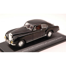 BENTLEY R-TYPE CONTINENTAL 1954 BLACK 1:43