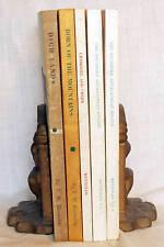 1964-66 5 Vol T W REYNOLDS SET SOUTHERN APPALACHIANS CHEROKEE & CREEK HIGH LANDS