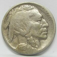 1916-D Buffalo Nickel - Indian Head *Full Date Early US 5 Cents