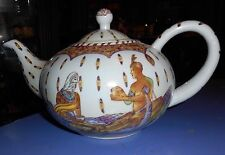 ASHBY'S COLLECTORS ED. TEA POT INDIA DESIGN