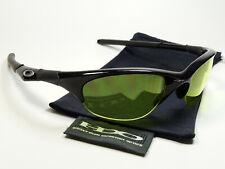 Oakley Half Jacket Black H.I. Yellow Sonnenbrille Racing Flak Minute Straight XX