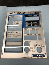 Mazda Transmission Testing Glass Plates