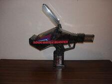 Vintage Kusan Sonic Battle Blaster Sci-fi Toy Gun With Box 1982