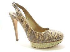 Women's Formal Snakeskin Shoes
