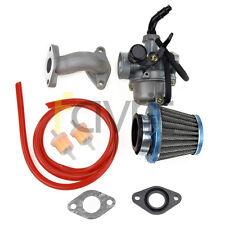 PZ19 Carburetor Air Filter Intake Pipe COOLSTER 50 90 100 110 125CC PIT BIKE