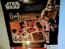 Ravensburger Star Wars Episode 7, 6in1 Games