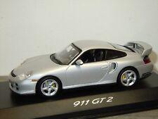 Porsche 911 996 GT2 - Minichamps 1:43 in Box *34715