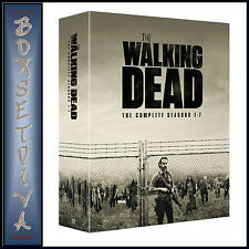 THE WALKING DEAD - COMPLETE SEASONS 1 2 3 4 5 6 & 7  *BRAND NEW DVD BOXSET***