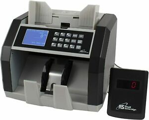 Royal Sovereign High Speed Money Counting Machine, (RBC-ED250)
