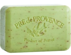 Pre de Provence LIME ZEST Soap Bar 250g 8.8oz Product of France